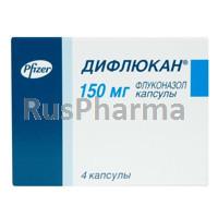 Diflucan 150 mg №4