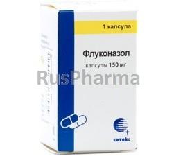Fluconazol 150 mg №1